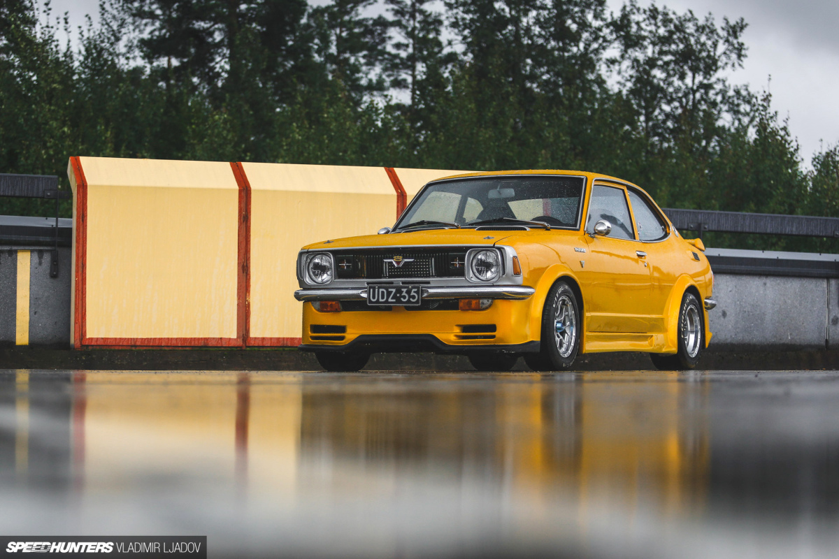 313hp & 159mph: The Little Corolla ThatCould