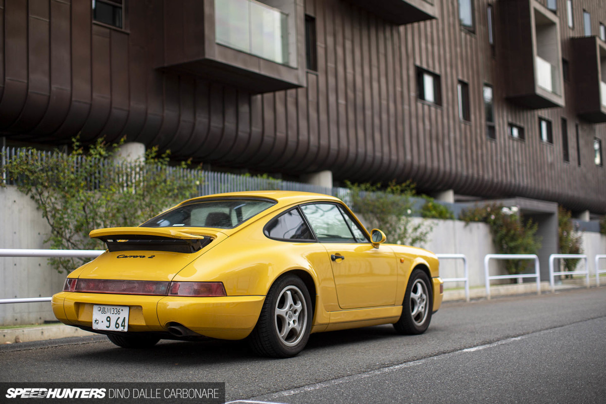 Speedhunters Garage: Introducing Project964