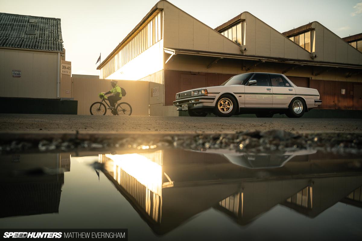 8 Seconds In A Barra-Powered ToyotaCresta