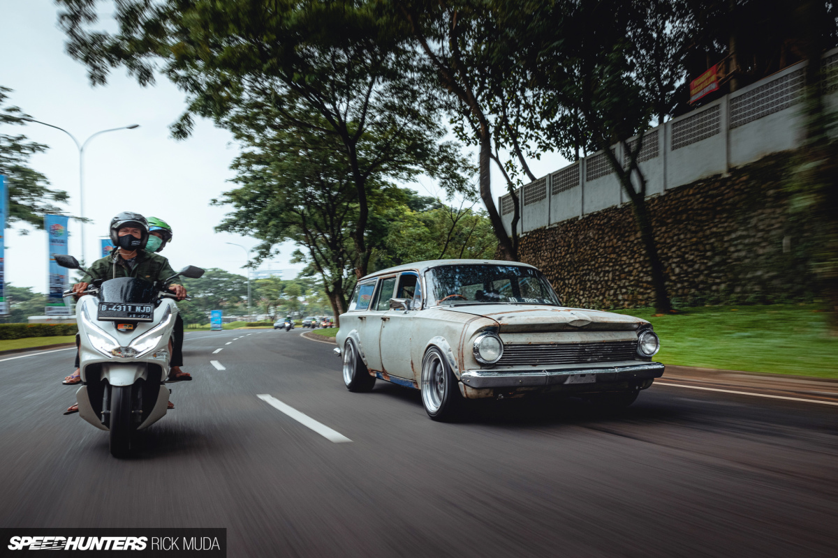 A Holden EJ Wagon Project Like NoOther