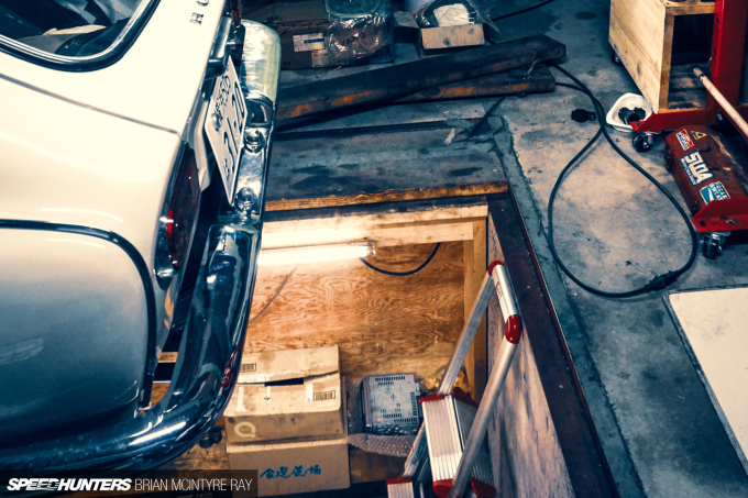 Speedhunters_S800 Shop Pit