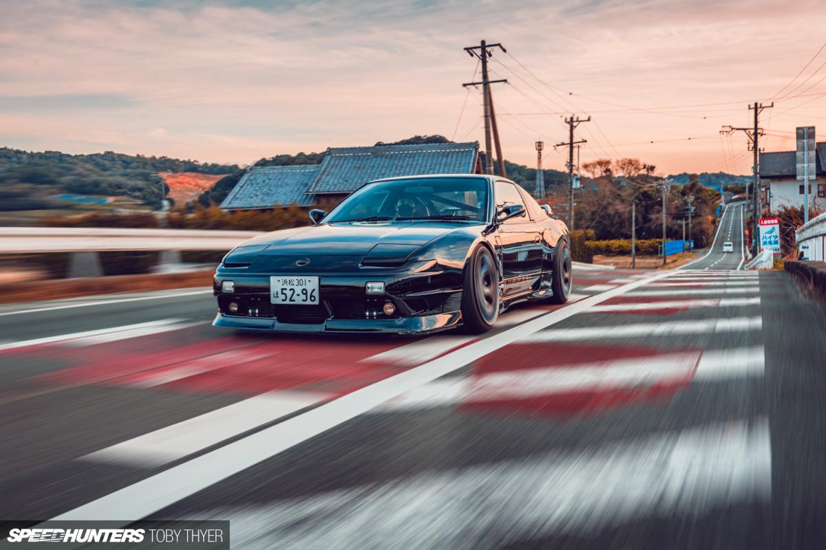Stance, Slide, Street: The Ishikawa Body180SX