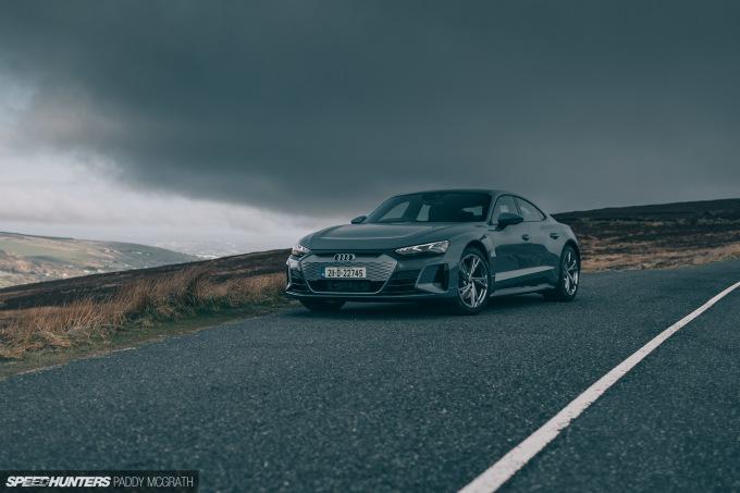 2021 Audi e-tron GT Speedhunters by Paddy McGrath-6