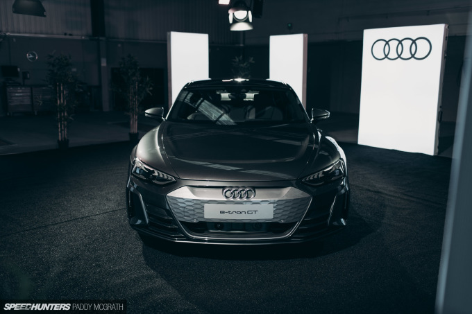 2021 Audi e-tron GT Speedhunters by Paddy McGrath-49