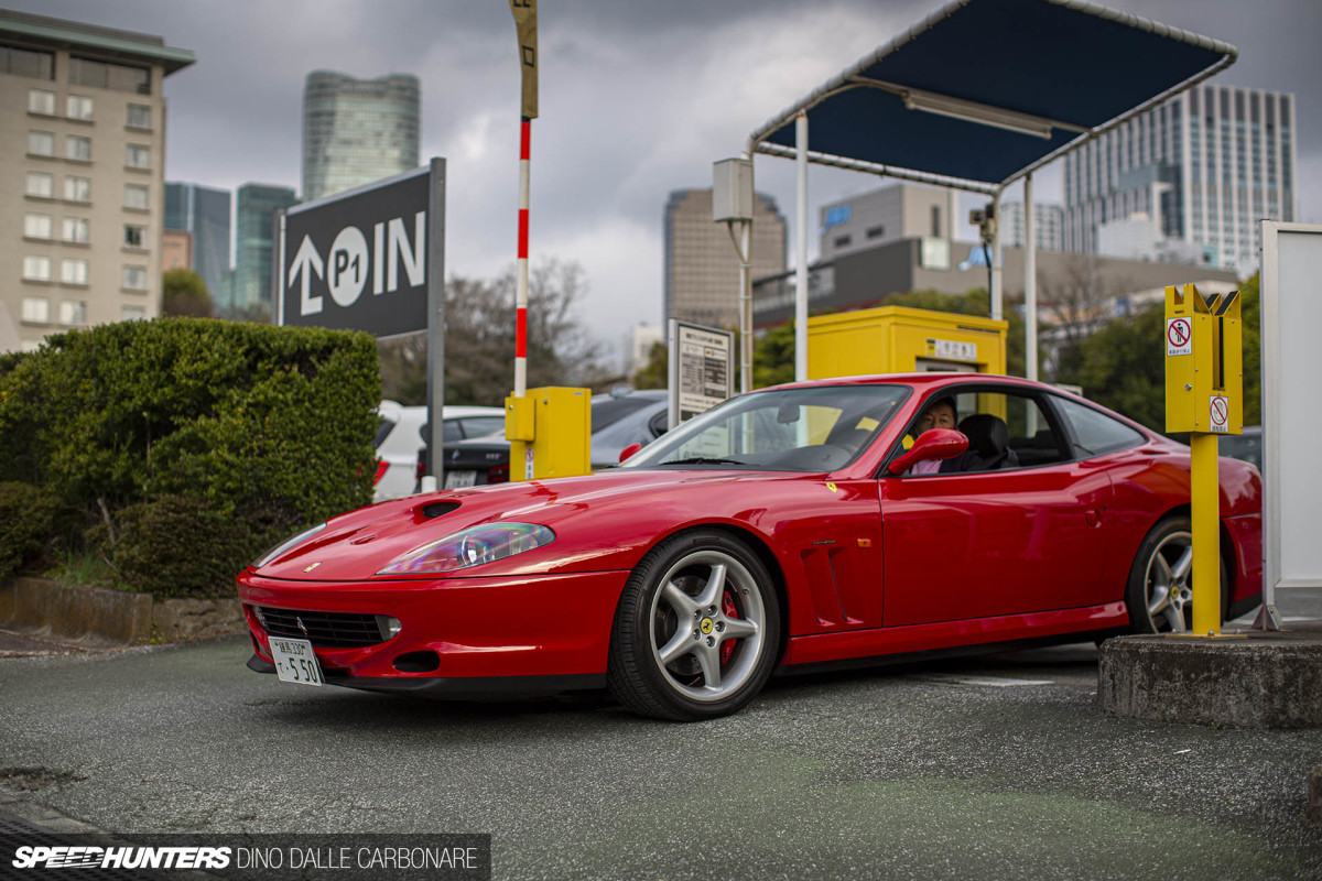 Tokyo Coffee & Cars: The ItalianEdition