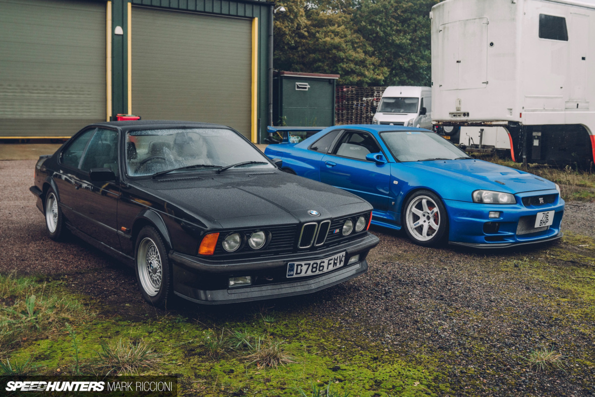 Speedhunters Garage: How (Not) To Buy A Cheap E24 M6