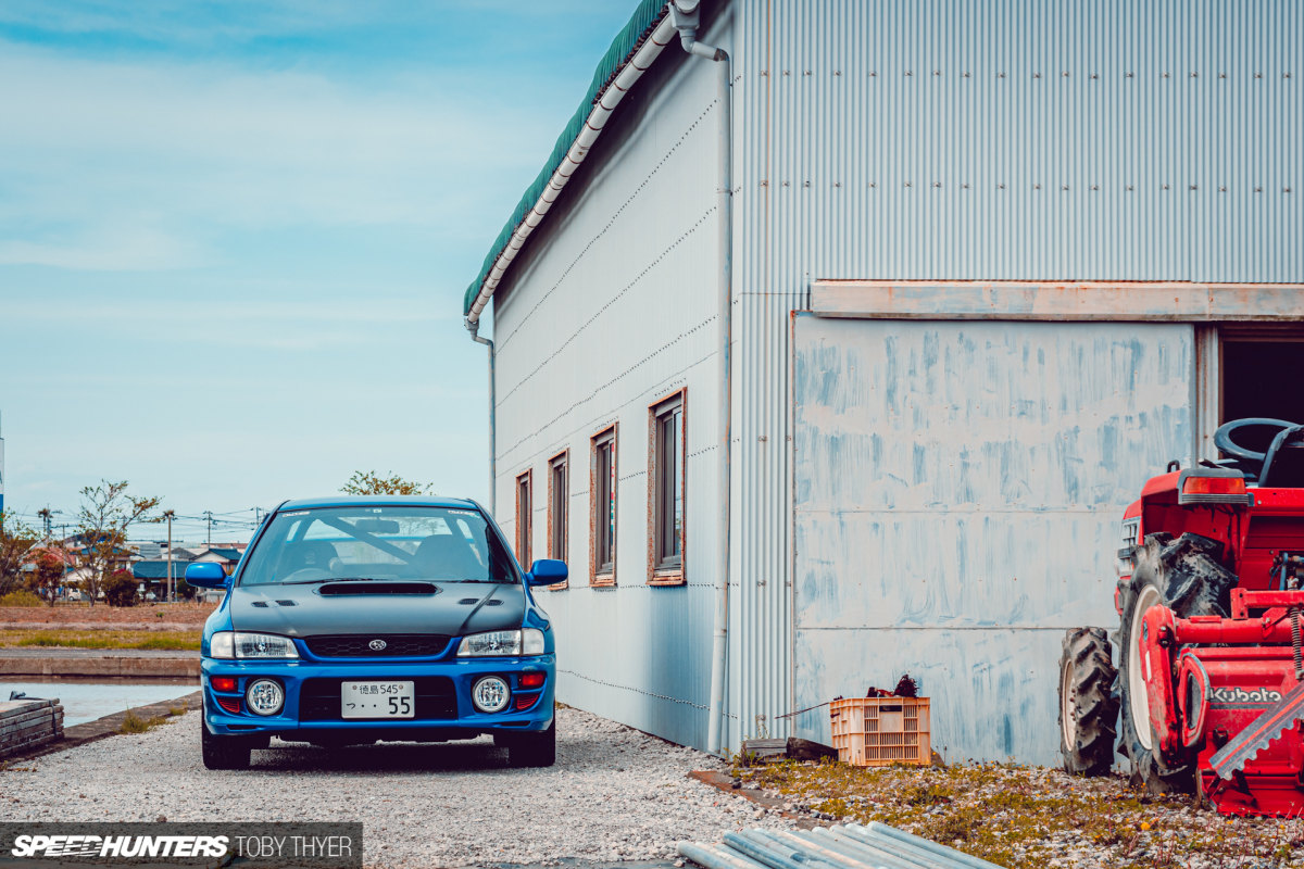 Speedhunters Garage: The GC8 Pick Up