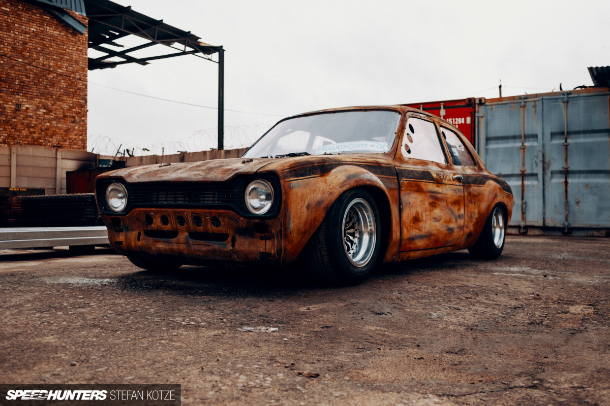 The Mk1 Ford Escort That Actually Isn'tOne