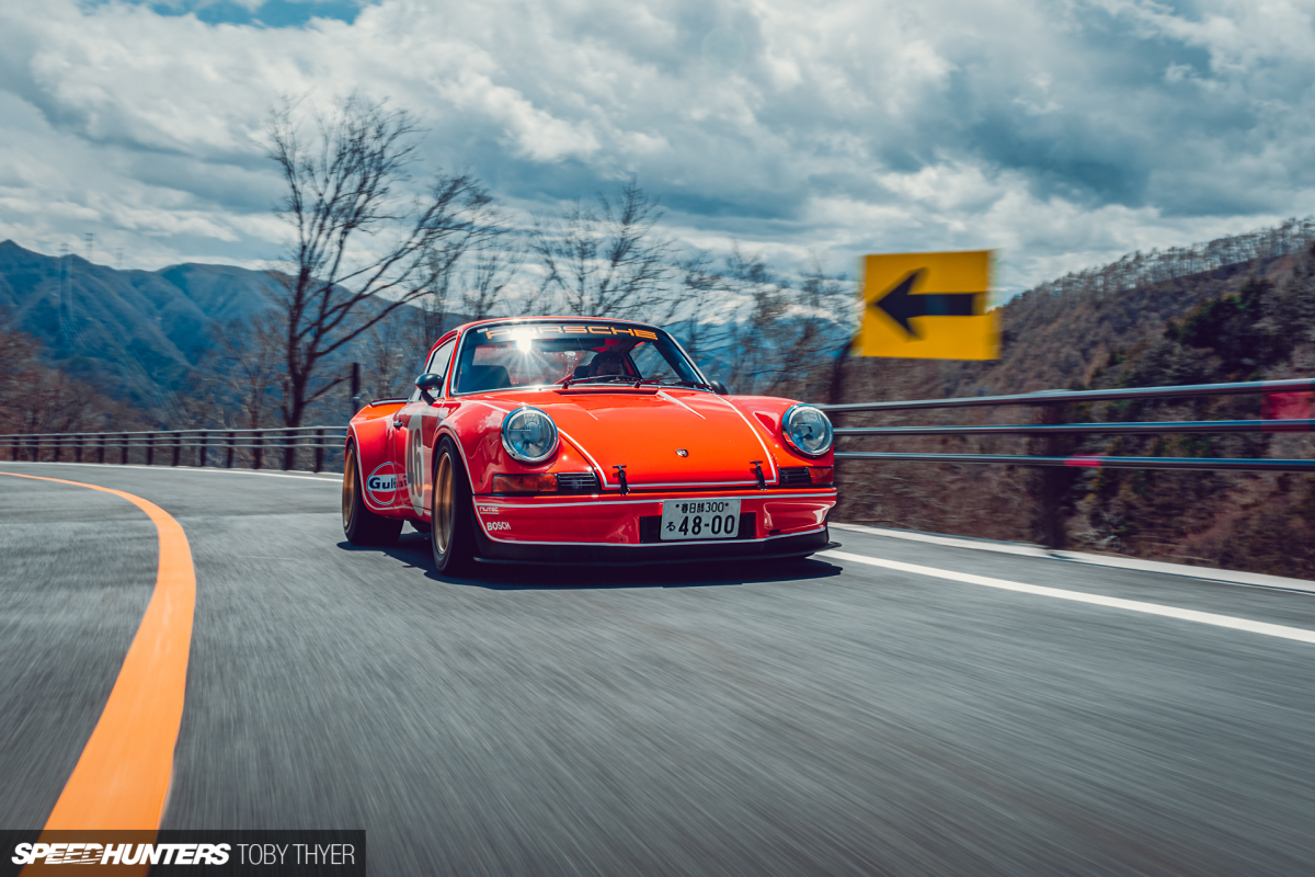 A Late Spring Cruise With 21 Classic Porsches