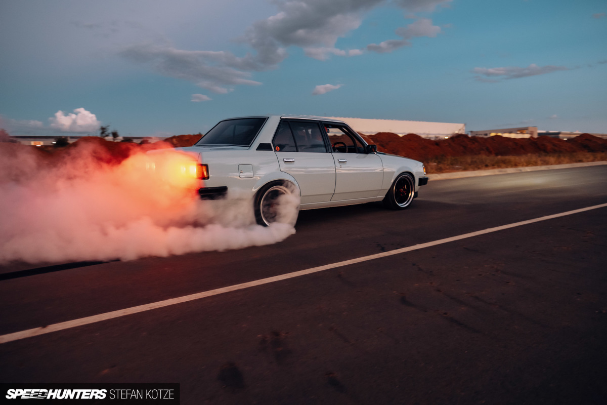 Murder Rolla: The 1,000hp V8 Twin-TurboTE72