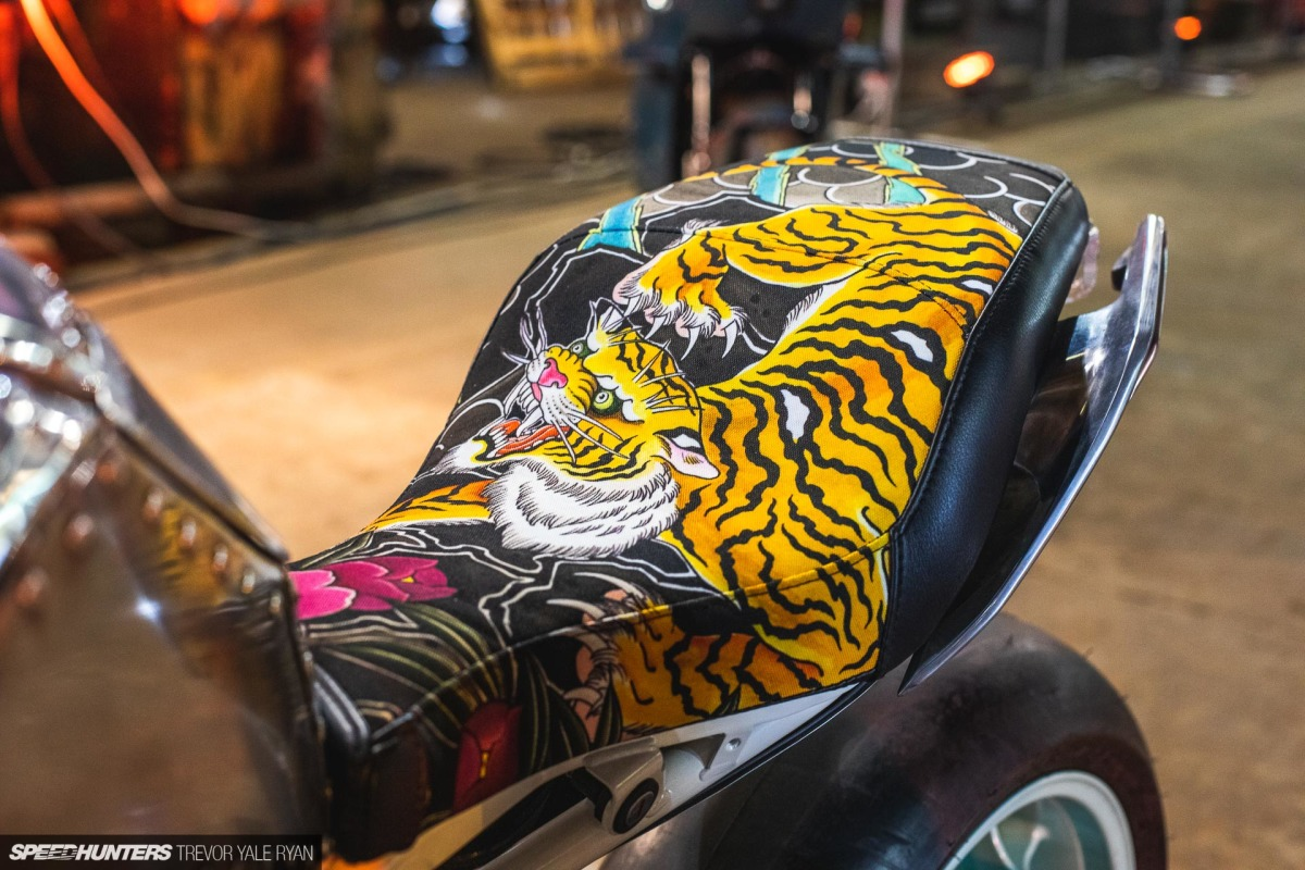 The Tanks, Seats & Art Of One MotoShow