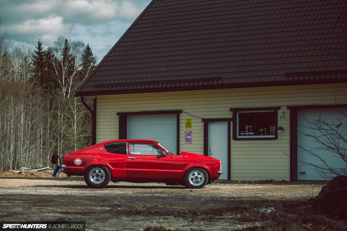 Euro Muscle: A 1,550hp FordTaunus