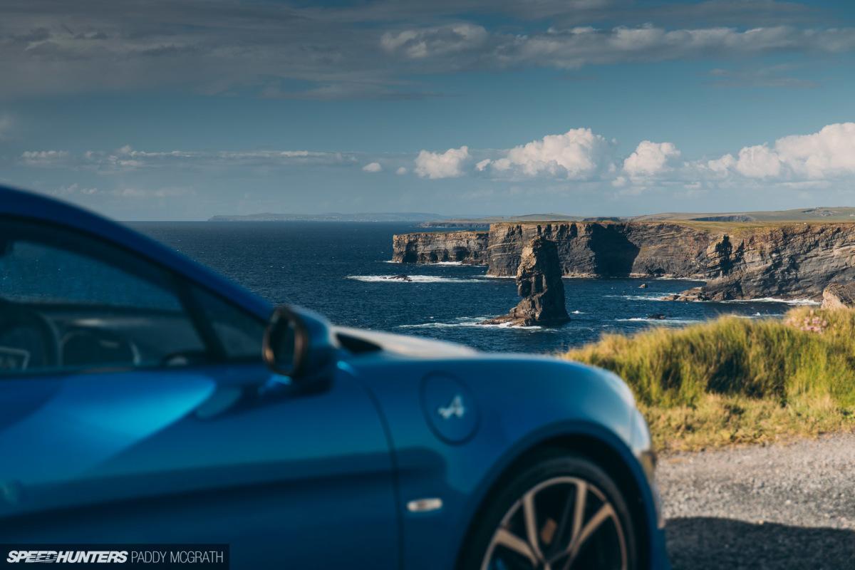 Coast To Coast In An A110: Where's Your Next RoadTrip?