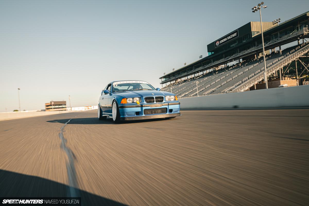 This E36 BMW M3 Fits Like AGlove