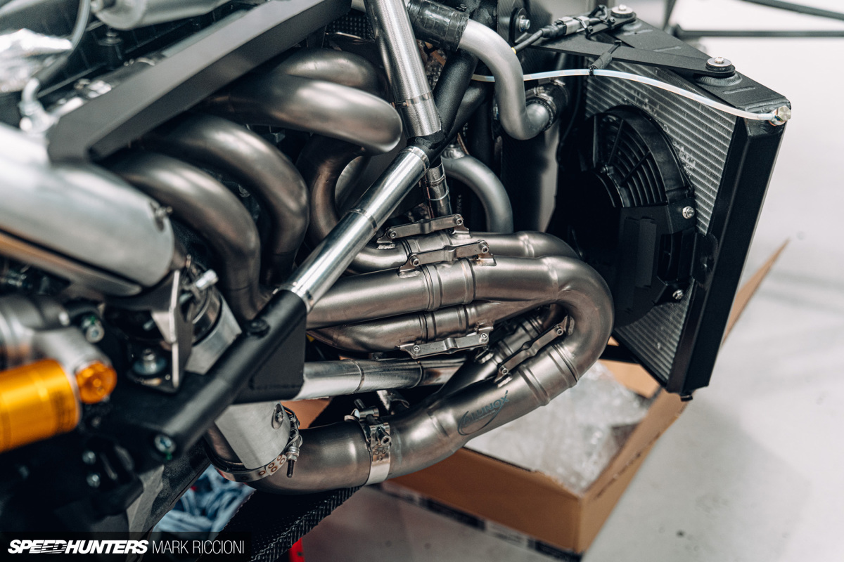 Speed Through Technology: Inside Briggs Automotive Company WithGtechniq