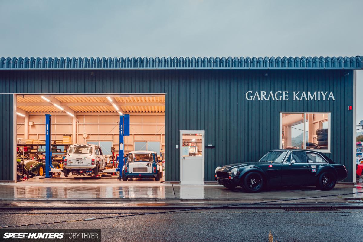 Racing Minis & More At GarageKamiya