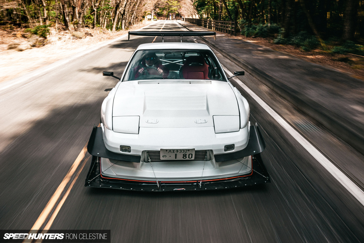 Breaking Stereotypes With A Time Attack180SX