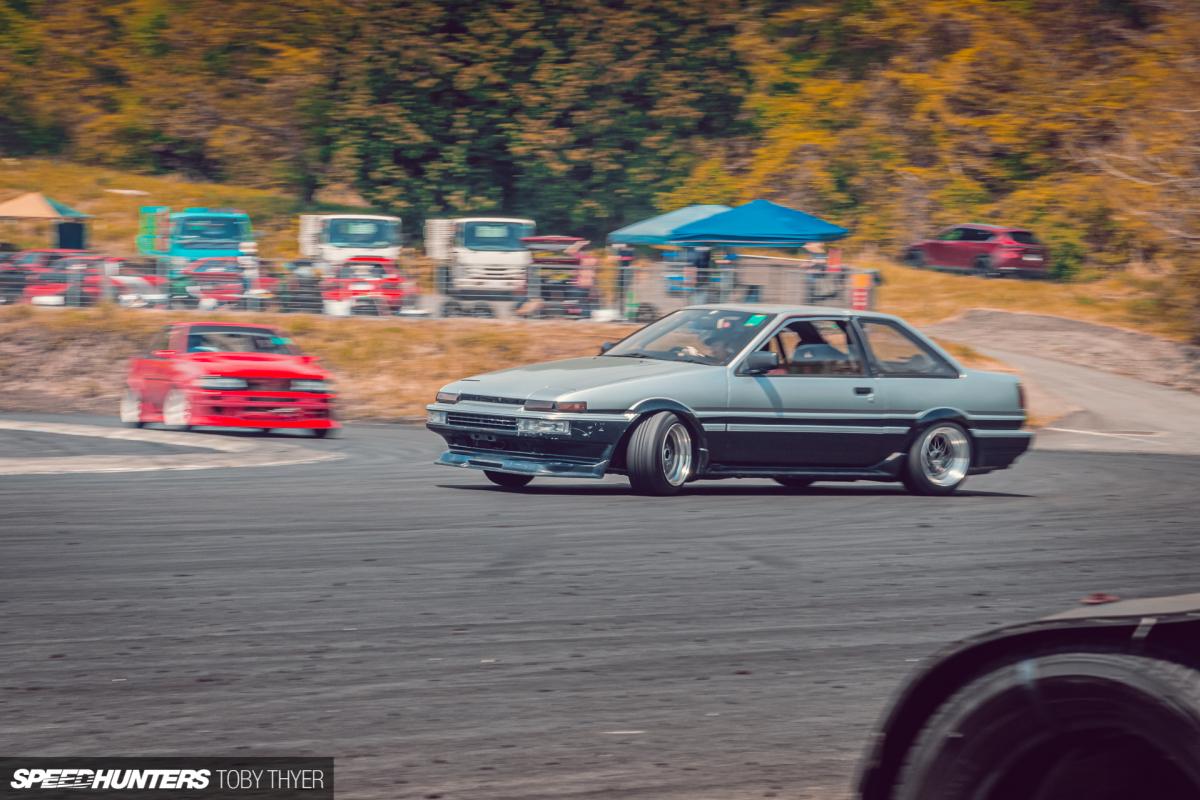 The Real Deal: Drifting At FujiSpeedway