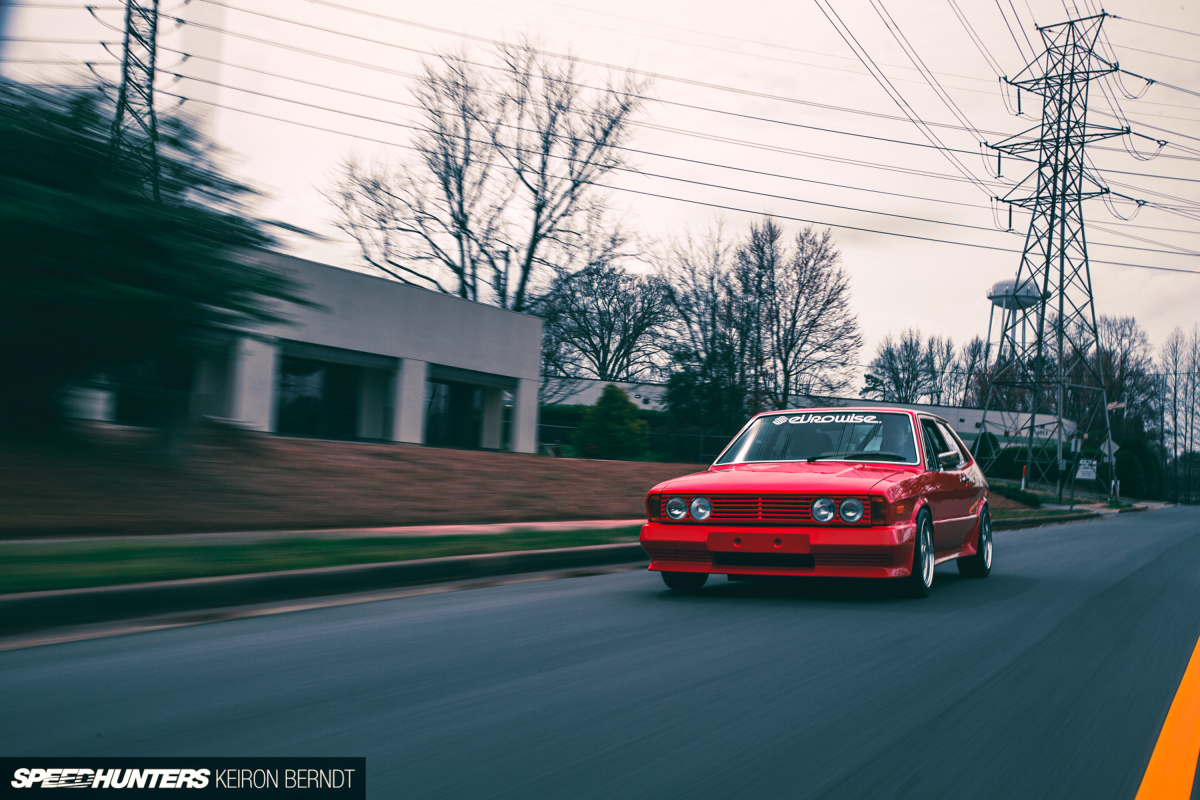 Singer Style: Breathing New Life Into A Mk1 VWScirocco
