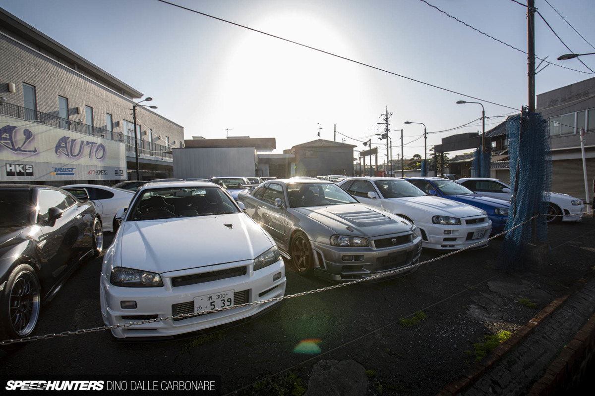 GT-R Fever At GlobalAuto