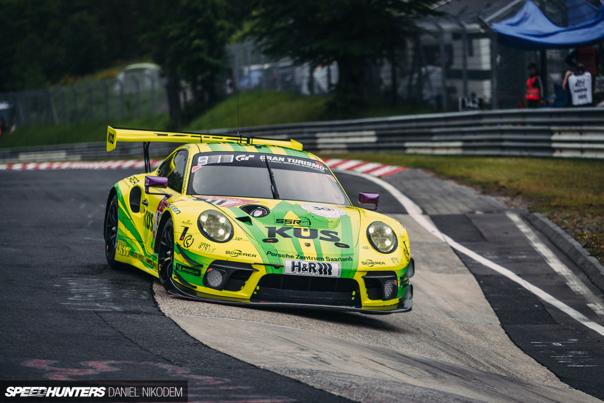 Manthey-Racing Wins The 2021 Nürburgring24h-Race