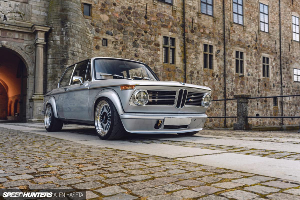 Second Chance: An M3-Powered BMW2002