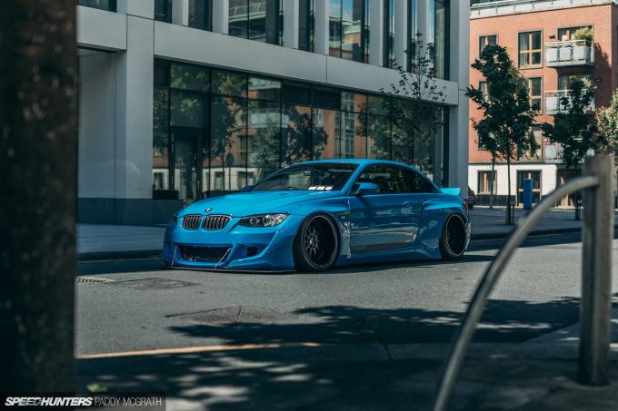 2020 BMW E93 Pandem Speedhunters by Paddy McGrath-5