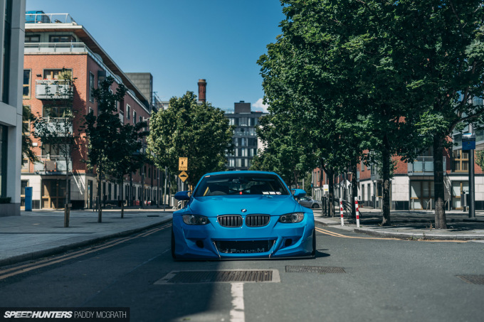 2020 BMW E93 Pandem Speedhunters by Paddy McGrath-6
