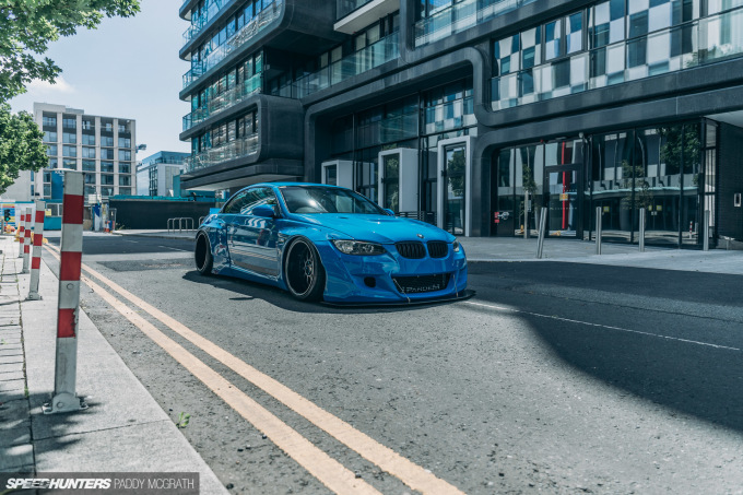 2020 BMW E93 Pandem Speedhunters by Paddy McGrath-10