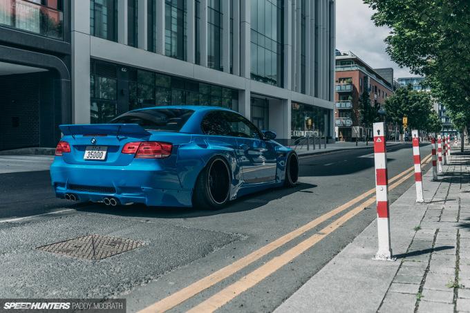 2020 BMW E93 Pandem Speedhunters by Paddy McGrath-11