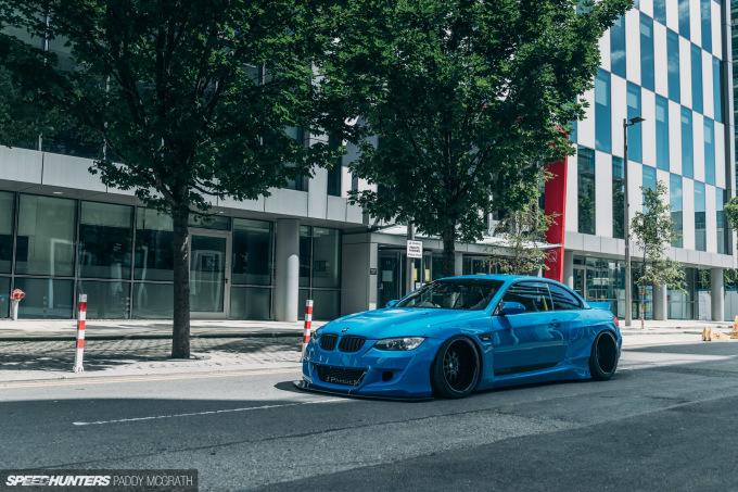 2020 BMW E93 Pandem Speedhunters by Paddy McGrath-13