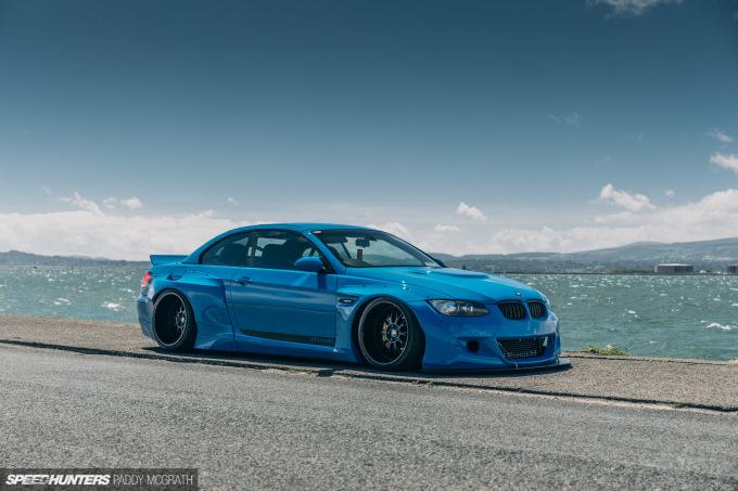 2020 BMW E93 Pandem Speedhunters by Paddy McGrath-14
