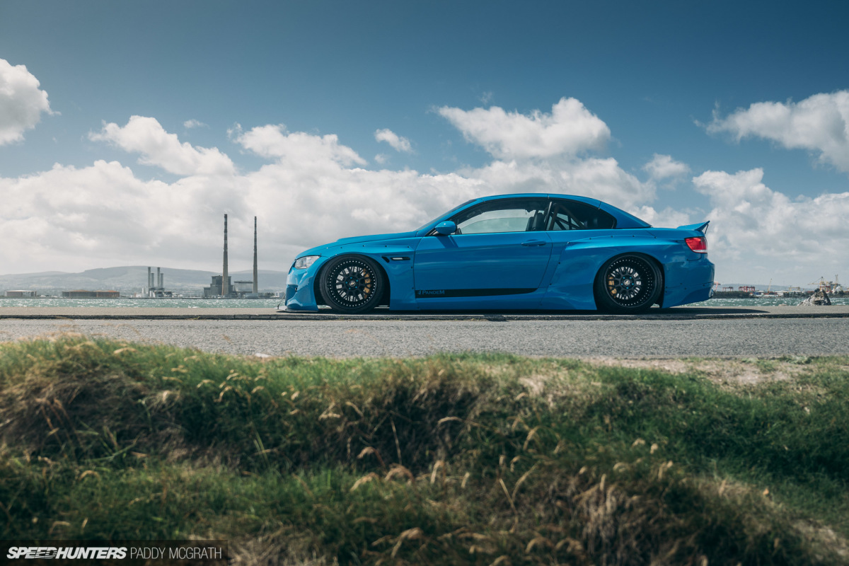 Executing A Vision With A Pandem E93BMW