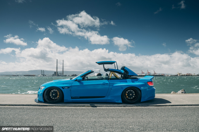 2020 BMW E93 Pandem Speedhunters by Paddy McGrath-20