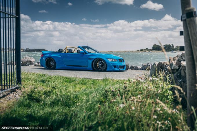 2020 BMW E93 Pandem Speedhunters by Paddy McGrath-22