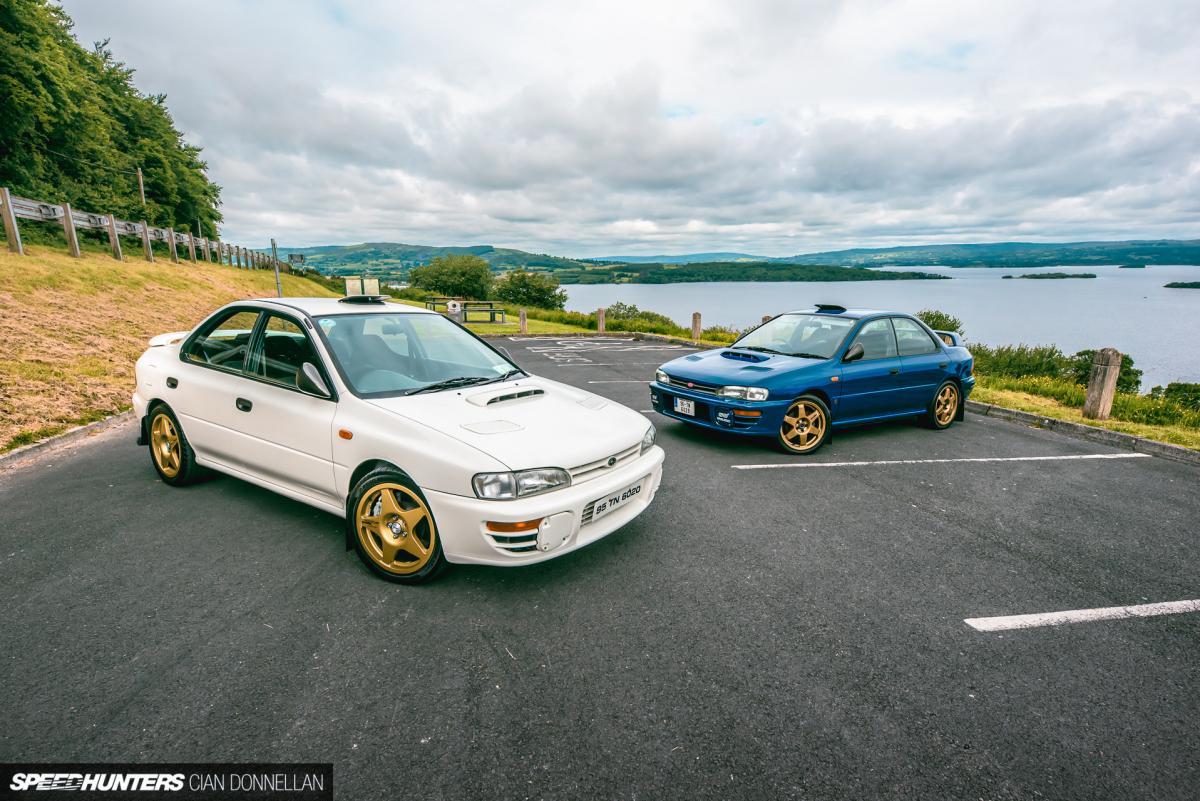 GC8 STI Type RA: When Subaru Ruled TheWorld