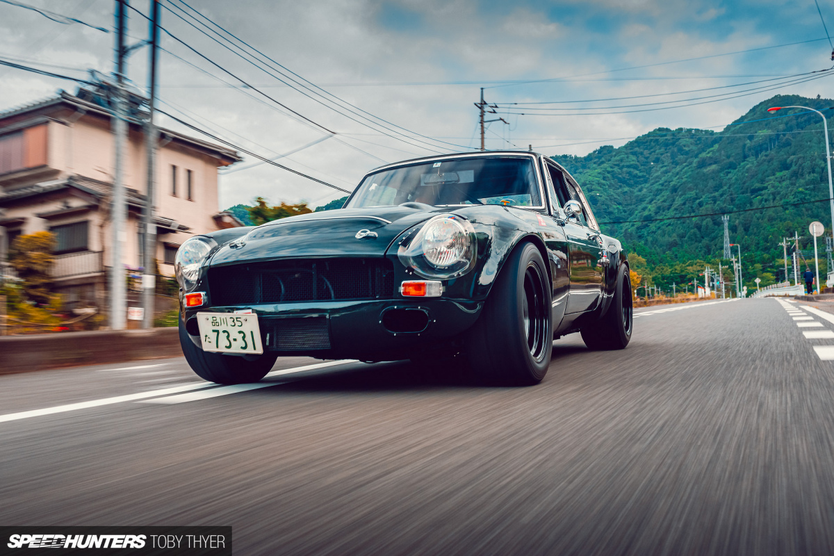 This MGC Sebring Homage Is Just What The DoctorOrdered
