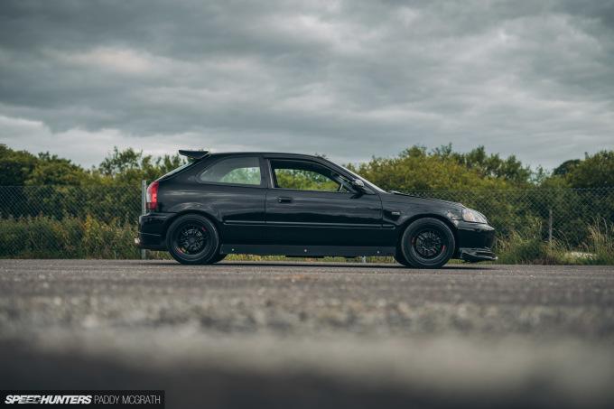 2021 Honda Civic K24 Speedhunters by Paddy McGrath-1