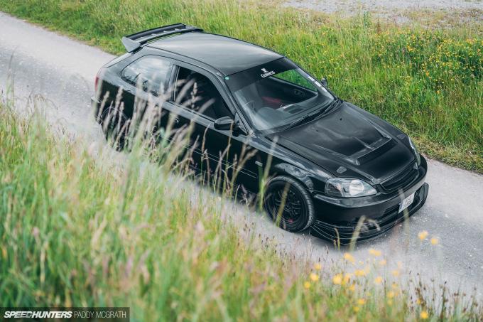 2021 Honda Civic K24 Speedhunters by Paddy McGrath-5