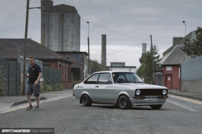 2021 Ford Escort MK2 YB Speedhunters by Paddy McGrath-6