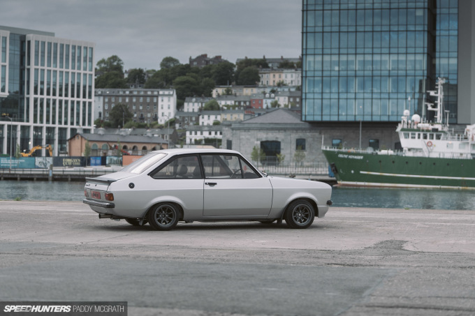 2021 Ford Escort MK2 YB Speedhunters by Paddy McGrath-24