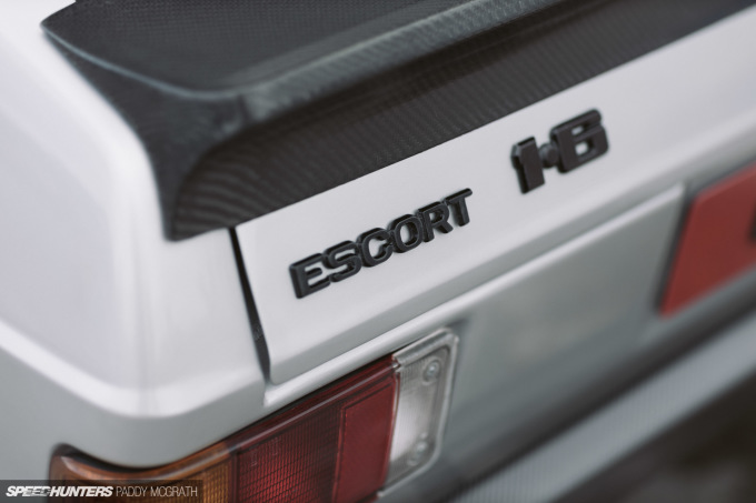 2021 Ford Escort MK2 YB Speedhunters by Paddy McGrath-31