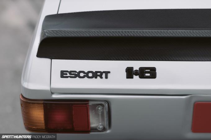 2021 Ford Escort MK2 YB Speedhunters by Paddy McGrath-32