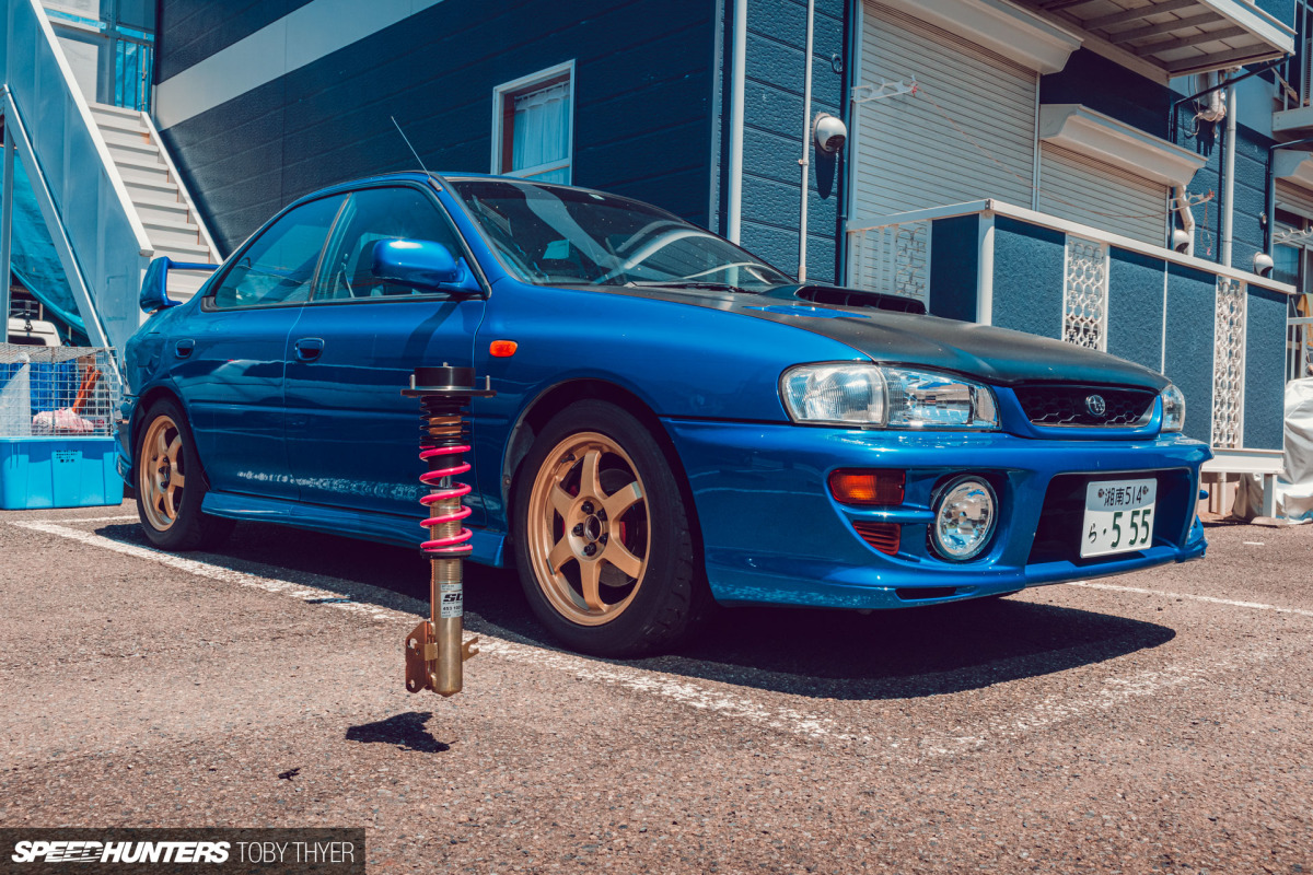 Project GC8: Taking Care Of Business With STSuspensions