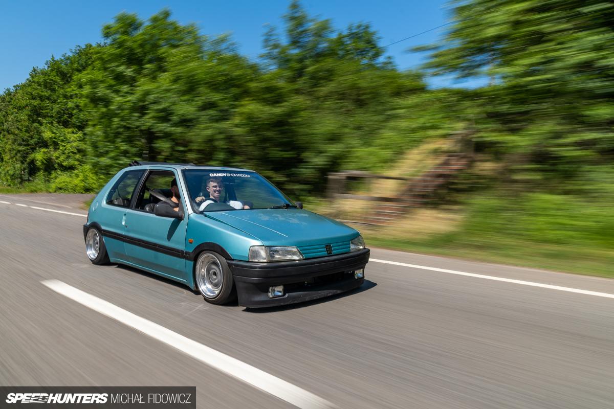 Homegrown, Grassroots Car Joy With A Peugeot106