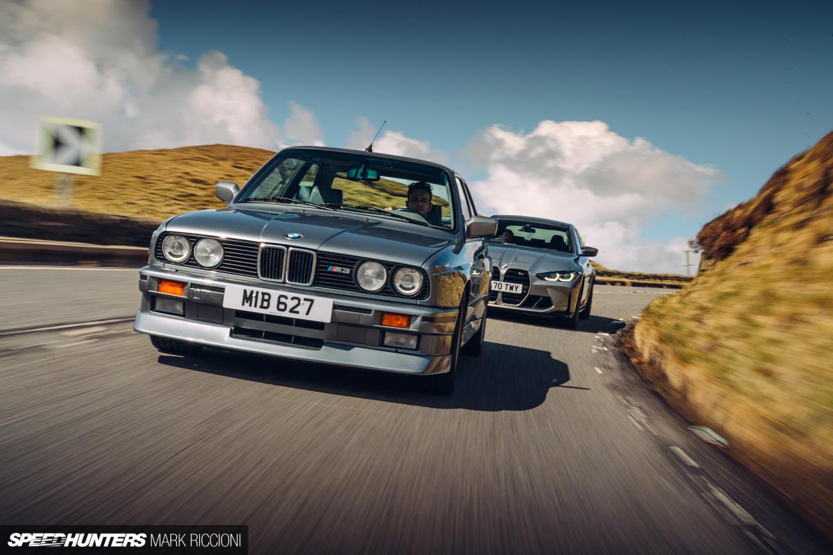 Celebrating 35 Years Of The BMWM3