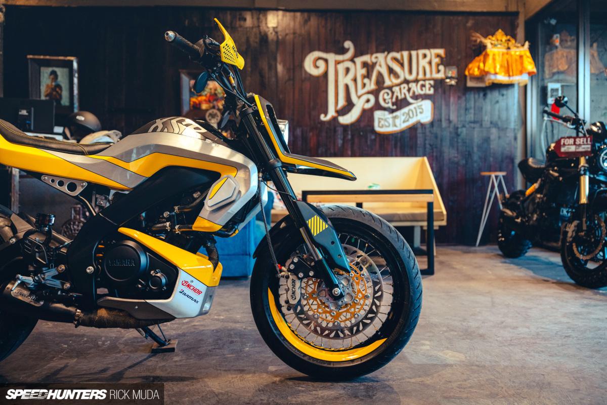 Treasure Garage: Balinese Custom Bike Culture LivesHere