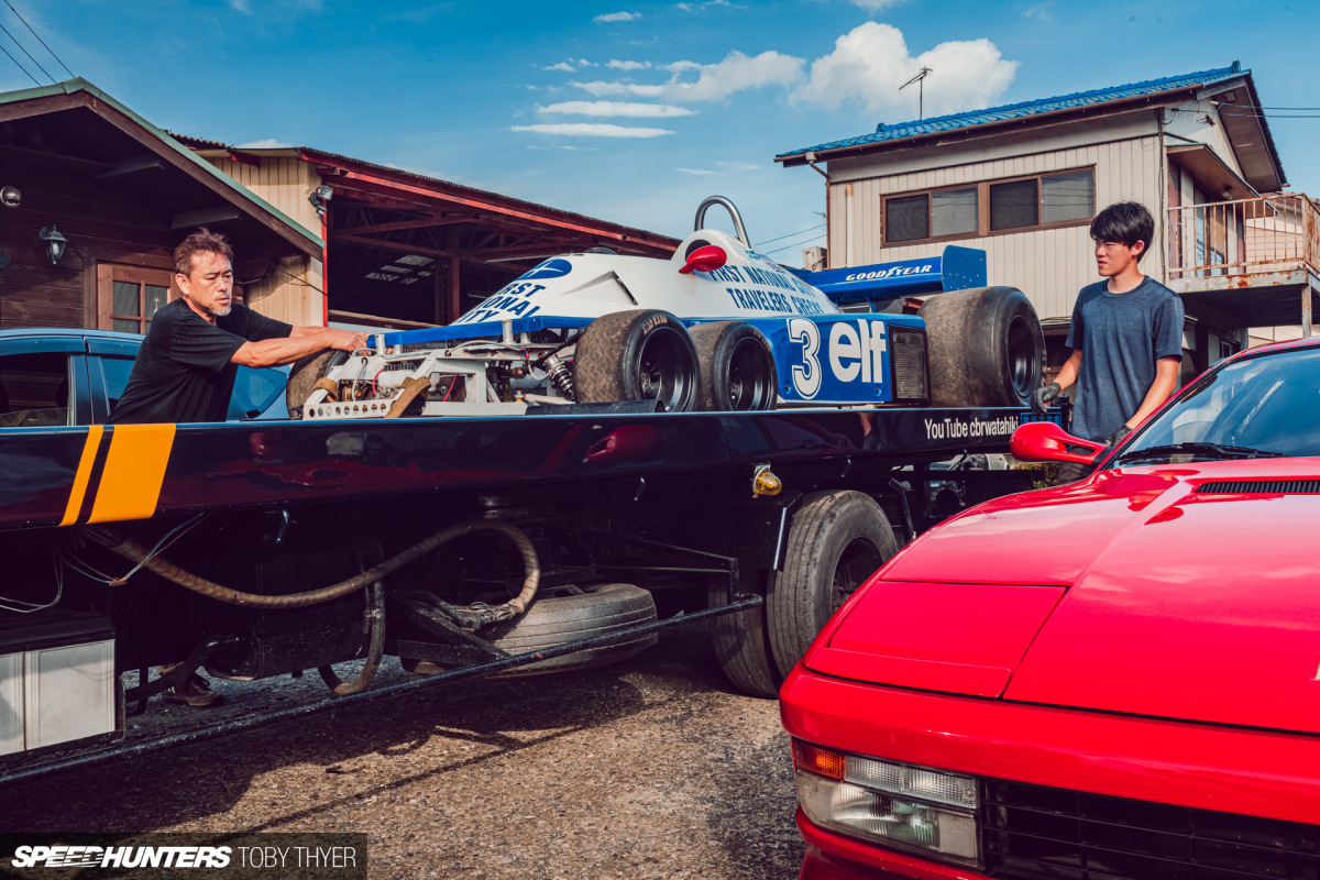Speedhunting 101: Things Don't Always Go ToPlan…