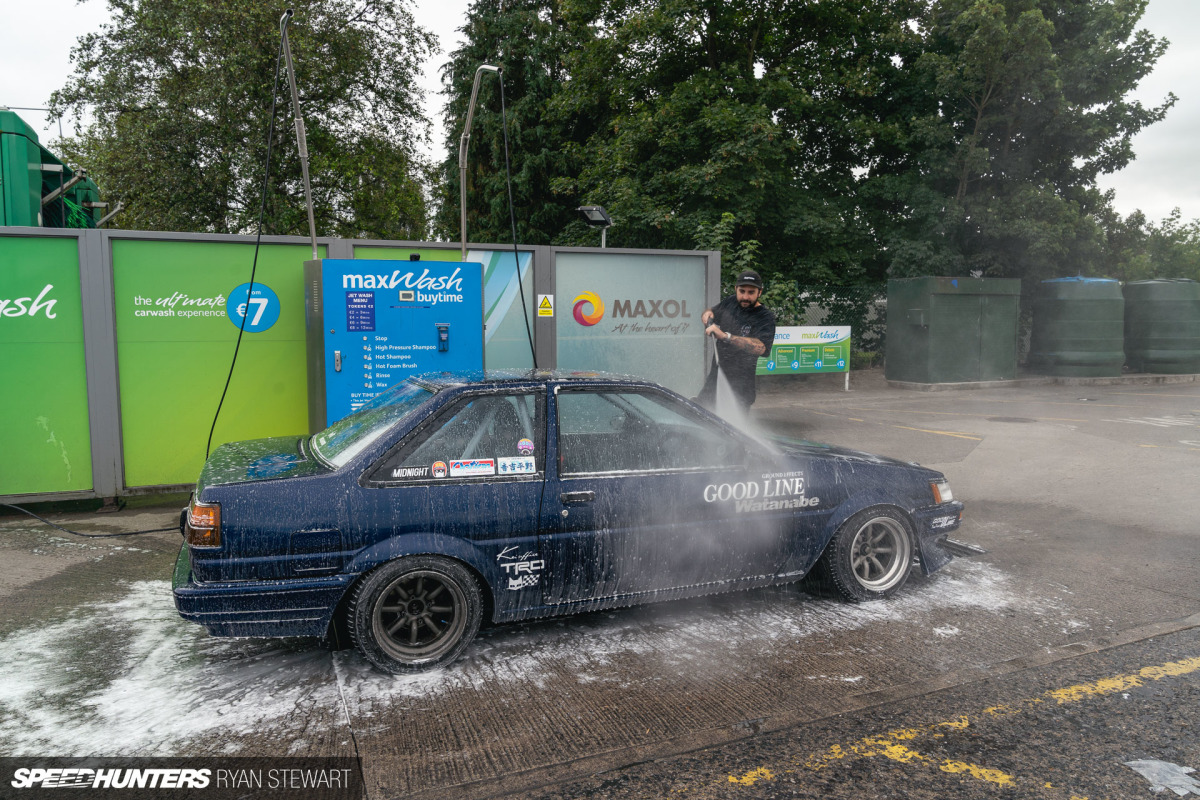 AE86 Owners Are A Different Type Of Human & I LoveThem