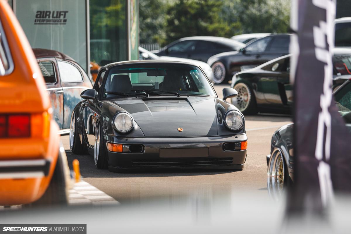 Stuttgart Stance: The Porsches OfUltrace